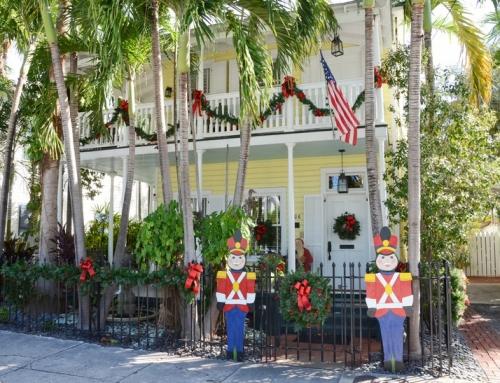Macht hoch die Tür in Key West