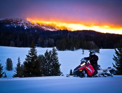 Wenn der Schnee fällt geht das Abenteuer los