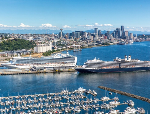 Port of Seattle begrüßt seine internationalen Gäste
