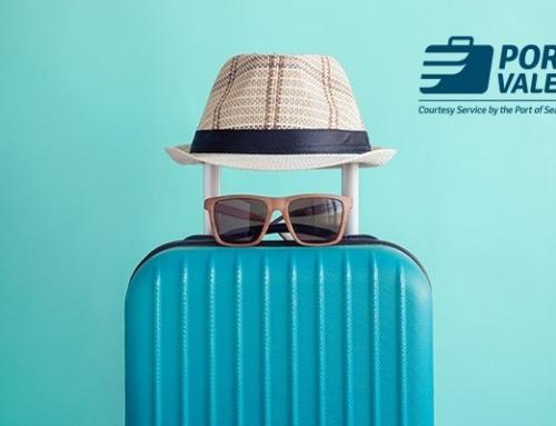 Port of Seattle bietet mit Port Valet einen kostenlosen Gepäckservice an