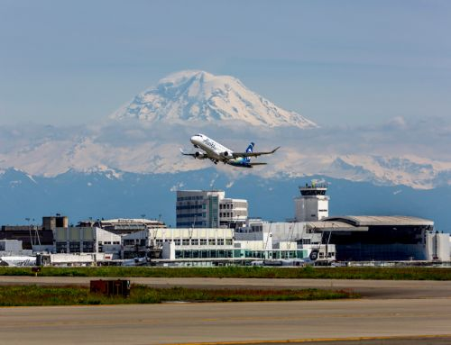 Port of Seattle und Sea-Tac International Airport