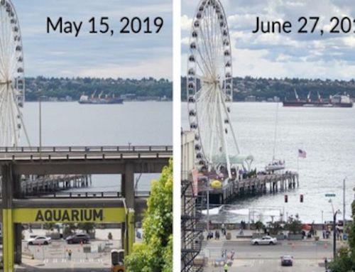 Die Renaissance von Seattles Waterfront