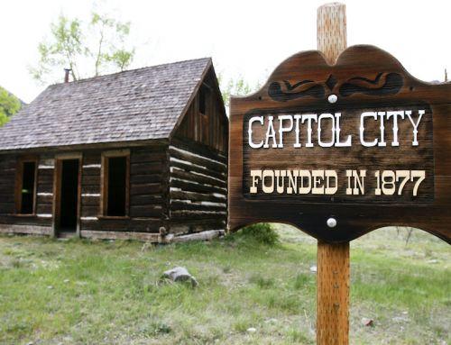 Geisterstädte in Colorado
