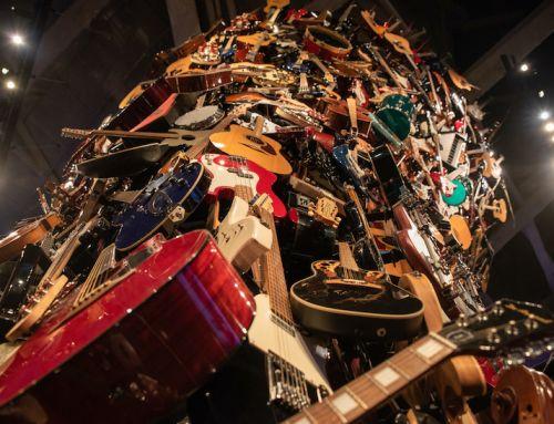 Solo mit E-Gitarre – 50. Todestag von Jimi Hendrix