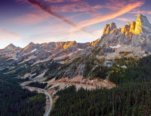 Washington State Panoramarouten